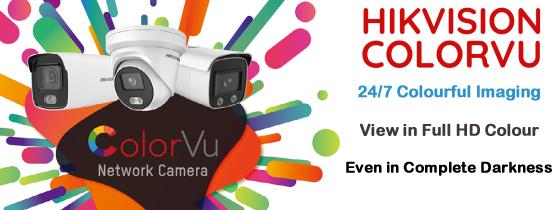 Hikvision ColorVu HD IP CCTV System